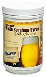 Briessweet White Sorghum Syrup 45 HM 3.3 LB Canister