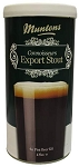 Muntons Export Stout Beer Extract (No Boil)