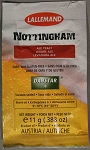 Lallemand Nottingham Ale Yeast 11 Grams