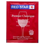 Red Star Premier Classique Wine Yeast 5 Grams