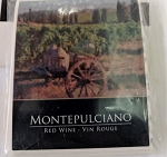 Montepulciano Wine Labels