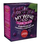 DIY My Wine Co. Cabernet Sauvignon 2.17L Wine Kit