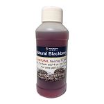 Natural Blackberry Flavor Extract 4 Oz