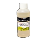 Natural Lime Flavor Extract 4 Oz