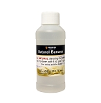 Natural Banana Flavor Extract 4 Oz