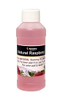 Natural Raspberry Flavor Extract 4 Oz
