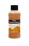 Natural Graham Flavor Extract 4 Oz