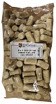 8x1 3/4 Quality Straight Wine Corks 100 Count Bag