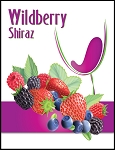 Wildberry Wine Labels