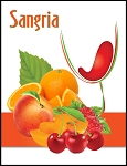 Sangria Wine Labels