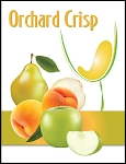 Orchard Crisp Mist Wine Labels