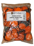 Orange Oxygen Barrier Crown Caps