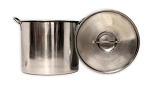 Eco-Pot 20 Quart Stainless Steel Boiling Pot