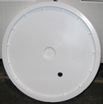 Grommeted Lid for 7.9 Gallon Fermenting Bucket