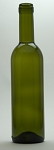 375mL Antique Green Semi-Bordeaux Mid-Punt Bottles