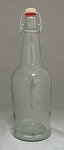 1 Litre Clear E.Z. Cap Bottles