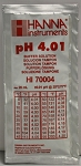 pH Meter Buffer Solution for pH 4.01 20mL Pack