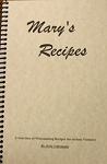 Mary's Recipes (Uthemann)
