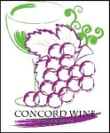 Concord Wine Labels